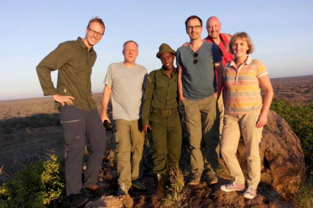 CEWE visite le projet Kasigau Corridor REDD+ au Kenya